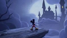 Castle of Illusion Starring Mickey Mouse Official Game Video Just Click on this PiCTuRE