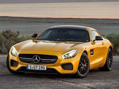Luxury Mercedes-Benz SLS AMG GT