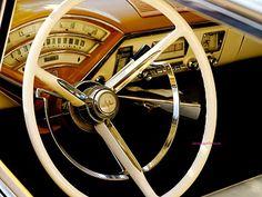 1956 Mercury Montclair Steering wheel