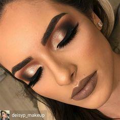 """590 curtidas, 5 comentários - Melhores do Brasil _ makeup (@melhoresdobrasil_makeup) no Instagram: """"@deisyp_makeup """""""
