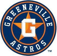 Greeneville Astros (Greeneville,Tennessee) Pioneer Park #GreenevilleAstros #GreenevilleTennessee #AppalachianLeague (L6328)
