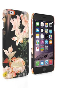 Ted Baker London 'Salso' iPhone 6 Plus & 6s Plus Case available at #Nordstrom