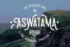 Aswatama Rough by Bdstrd Std on @creativemarket