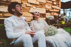 Pernikahan Kunto dan Dewi di Jakarta