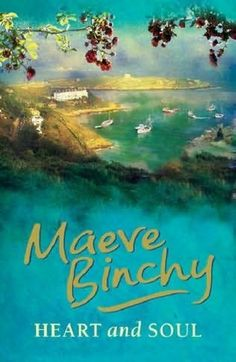 Reading another book by Maeve Binchy. Really love this author. Great books.