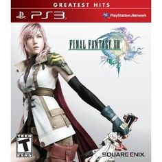 From the Manufacturer    From the creative minds behind FINAL FANTASY VII and FINAL FANTASY X comes the latest installment in the critically acclaimed series. As FINAL FANTASY VII was for PlayStation, and FINAL FANTASY X for PlayStation 2 computer entertainment system, FINAL FANTASY XIII will be the first numbered FINAL FANTASY title for the PlayStation 3 computer entertainment system and Xbox 360, and will look to once again reestablish the series as the RPG brand. Players