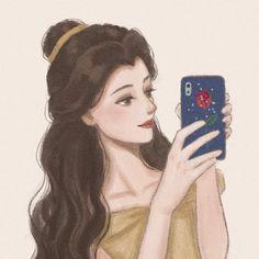 Disney Princess Cartoons, Disney Princess Drawings, Disney Princess Art, Disney Princess Pictures, Anime Princess, Disney Fan Art, Disney And Dreamworks, Disney Cartoons, Avatar
