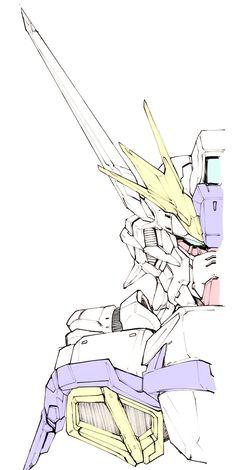 Gundam Art, Mobile Suit, Robots, Fanart, Sticker, Drawings, Illustration, Photos, Anime