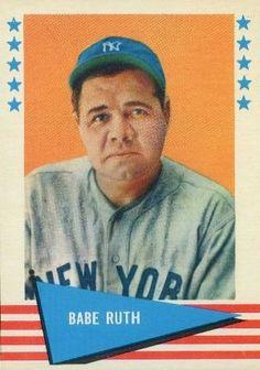 1961-Fleer-Baseball-75-Babe-Ruth.jpg 300×428 pixels