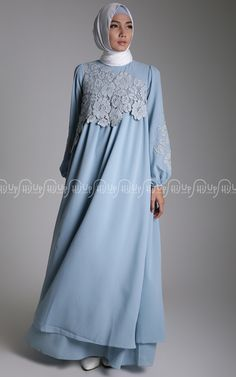 Necklace - A.D.A by Ayu Dyah Andari - Dahlia Dress