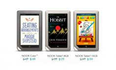 nook tablet price