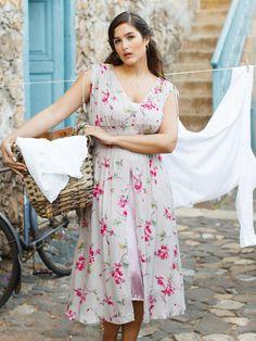 Plus Size Summer Dress Patterns