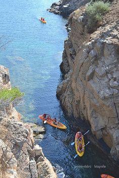 Costa Brava, camí de ronda S'Agaró - Platja d'Aro