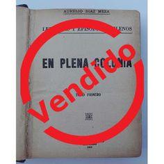 Paraíso del Libro Usado: Leyendas y Episodios Chillenos. En plena Colonia, ...