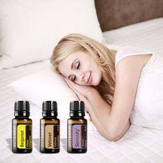 Az illóolajok és az alvás - Olajmánia Doterra Serenity, Citrus Bergamot
