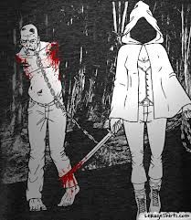 michonne and walkers picture - Google Search