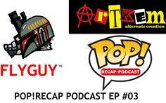 Funko POP!recap Episode 03 'Top 10 Wanted POP!' By @FLYGUY & @ArtKem  WATCH IT: www.FLYGUY.net  #funko #funkopop #funkopopcollectors #toys #toystagram #popvinyl #hikari #artkem #dorbz #FLYGUY