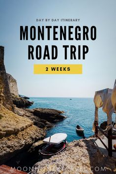 Use this Montenegro Itinerary to discover the best destinations in Montenegro. In this day by day road trip itinerary, you'll find out where to go, where to stay, what beaches to visit, what national parks to see and where to hike. #montenegro #itinerary #roadtrip #montenegrotravel #balkans #travel #europe #europetravel #traveleurope #europetraveltips #europetravelinspiration #easterneurope #outdoortravel #bestroads #adventuretravel #wanderlust #kotor #durmitor #budva #prokletije #komovi