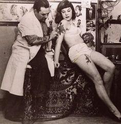 #Tattoo #Tatuagem #Vintage