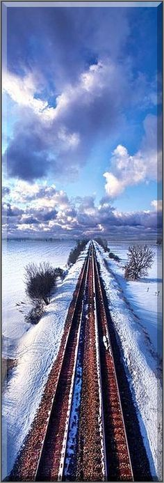TRACKS In the infinity #by phil1