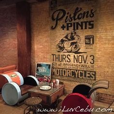 Pistons & pints