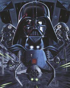 Star Wars: Darth Vader & The Imperial Air Force Darth Vader, Anakin Vader, Vader Star Wars, Anakin Skywalker, Images Star Wars, Star Wars Pictures, War Comics, Star Wars Tattoo, Star Wars Wallpaper