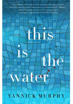 This mesmerizing novel follows Annie, a distracted middle-age mother of two who volunteers for her daughters' highly competitive swim team. While Annie squeezes her girls into expensive sharkskin-style racing suits, grieves over the recent death of her brother and wonders if there's any real love in her marriage, a serial killer is swimming a few lanes over in the same pool.