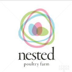 A place for graphic designers to discuss work and life. Nest Logo, Chicken Logo, Chicken Names, Egg Nest, Real Estate Logo Design, Make Your Logo, Social Media Design, Business Logo, Logo Inspiration