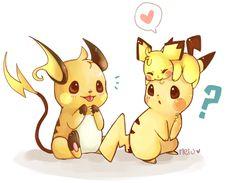 Pin by chris vega on pikachu | Pikachu raichu, Pichu ... Pichu Pikachu Raichu Rap