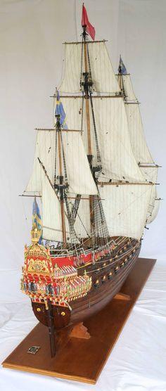 The Swedish VASA of 1628 l