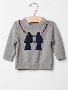 Binocular sweater | Gap