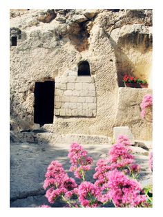 Garden Tomb where they approximated Joseph of Arimathea& homeland to have been near Golgotha. Photo Art Print the garden tomb Jerusalem Israel by Israel Tierra Santa, Monte Moriá, Joseph Of Arimathea, Terra Santa, Israel History, Israel Palestine, Israel Travel, Promised Land, Religion