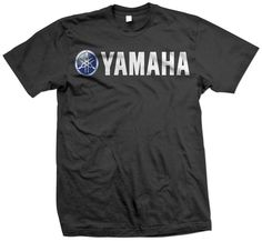Yamaha Super Bikes Motorbike black T Shirt all sizes | eBay