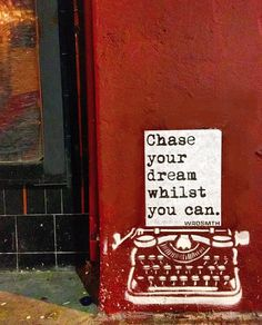 """1,411 Likes, 8 Comments - WRDSMTH (@wrdsmth) on Instagram: """"Follow your calling. Trust your talent. Chase your dream. Believe in yourself. #WRDSMTH #flashback"""""""