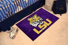 Louisiana State University Tigers Starter Mat by Fanmats! $25.00