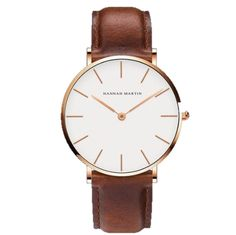 Buy New Fashion Men Simple No Second Needle Business Casual Quartz Watch, sale ends soon. Be inspired: enjoy affordable quality shopping at Gearbest! Mens Watches Leather, Watches For Men, Popular Watches, Ladies Watches, Women's Watches, Wrist Watches, Fashion Watches, Or Rose, Rose Gold