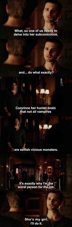 The Vampire Diaries TVD 7X21