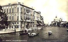 Venezia, Palazzo Franchetti