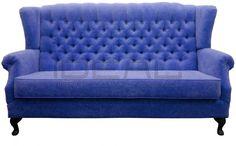 niebieska sofa chesterfield, blue chesterfield, pluszowa sofa chesterfield, velvet chesterfield, styl angielski, fotel chesterfield, armchair   niebieski, błękitny, lazurowa, indygo, turkusowa, navy, Sofa, granatowa, aksamitna, uszak  sofa_uszak_05.jpg (900×558)