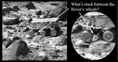 Alien Structures On Mars?