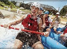 Plan a Weekend Adventure! Flex those newly forming muscles with exciting outdoor activities!