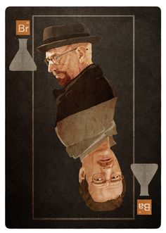 "Bee Johnson Illustration: All Hail The King | Illustrating ""Breaking Bad"""