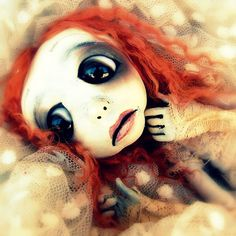 $28 Photo print of a doll by LoopyBoopy. One day, when I'm making the big bucks...