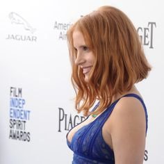 Diff lob looks. Courtesy of Jessica Chastain