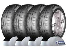 Conjunto de 4 Pneus Michelin 175/65 R14 82T - Aro 14 - Energy XM2 Green X com as melhores condições você encontra no Magazine Raimundogarcia. Confira!