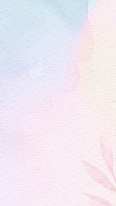 Blank Wallpaper, Phone Wallpaper Pastel, Pastel Color Wallpaper, Watercolor Wallpaper, Pastel Watercolor, Iphone Background Wallpaper, Watercolor Pattern, Textured Wallpaper, Colorful Wallpaper