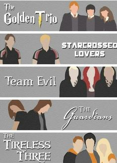 The series that everyone loves the star crossed lovers and team evil