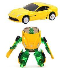 Transforming Robots
