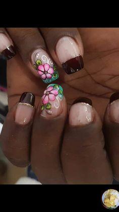 Natural Acrylic Nails, Finger Nail Art, Nails Design, Home Organization Tips, Designed Nails, Disney Acrylic Nails, Toe Nail Designs, Ongles, Nail Art