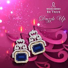 Double the joy of your #Diwali celebrations by walking to our jewellery salon and taking home perfect #jewellery matching your taste and style!